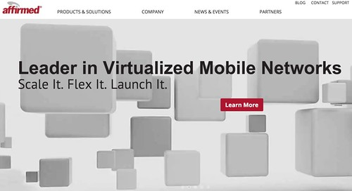 Affirmed Networks   NFV, EPC, Mobile Packet core, Virtualization, network function virtualization, mobile networks_a4ora