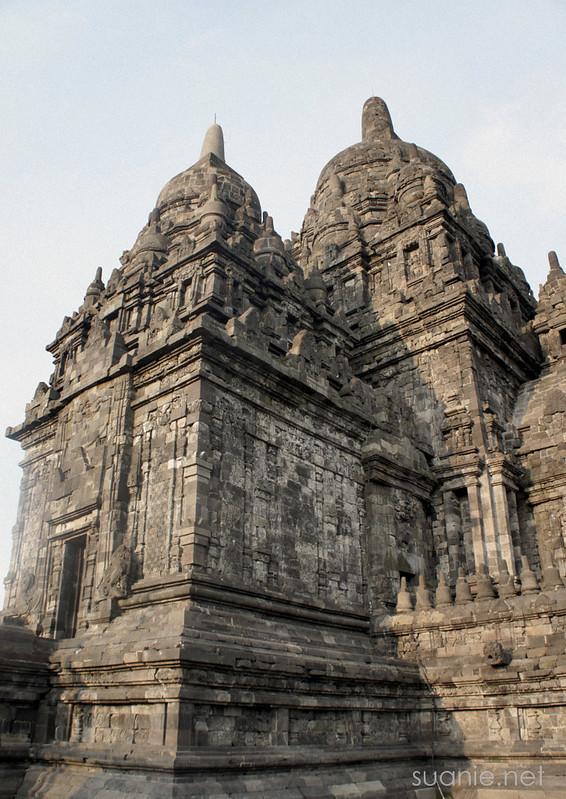 Prambanan, Yogyakarta - Candi Sewu central temple