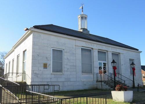Post Office 36272 (Piedmont, Alabama)
