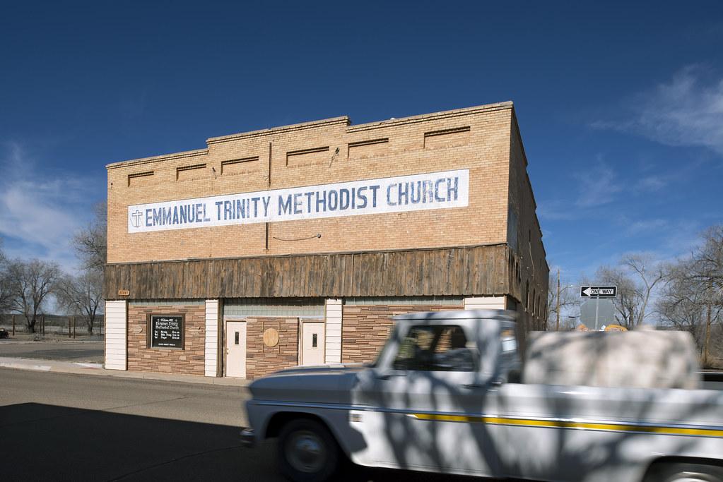 Emmanuel Trinity Methodist Church