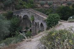 Ponte entre Santulhão e Izeda, Vimioso