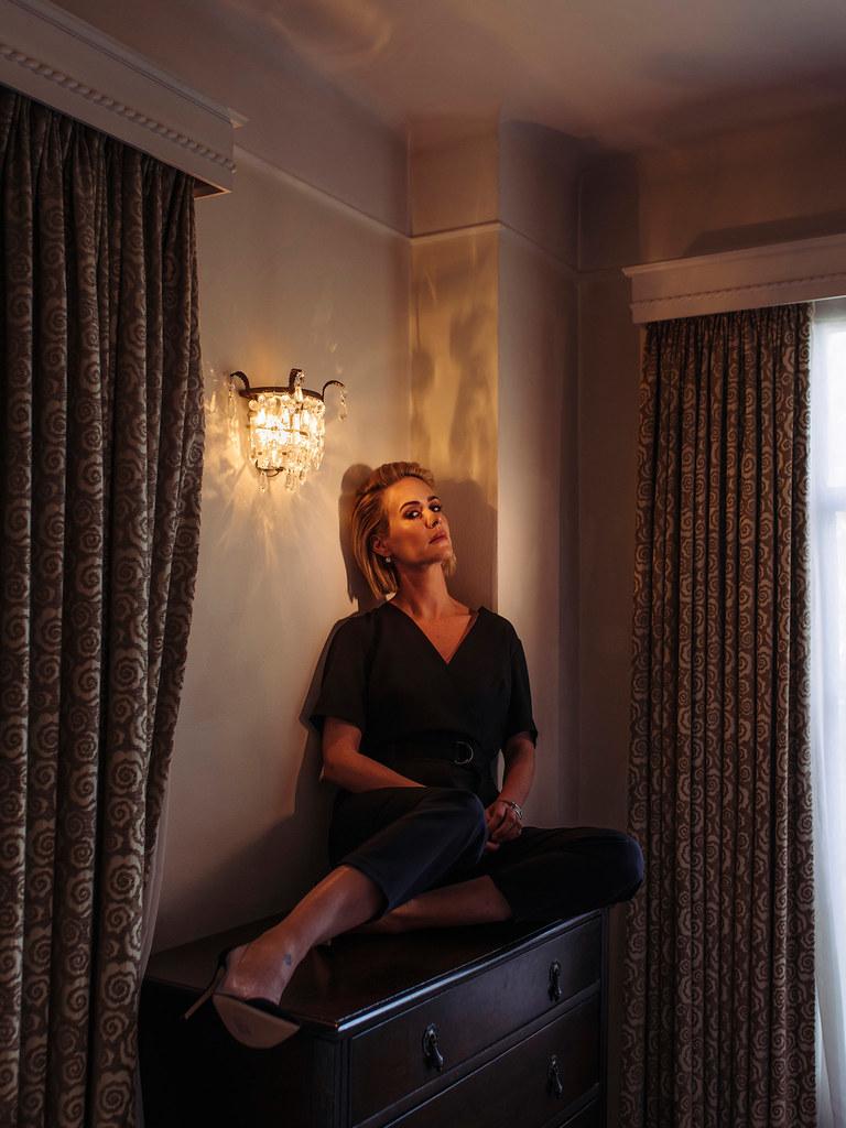 Сара Полсон — Фотосессия для «Variety» 2016 – 3