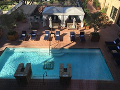 The Pool at Hotel Emma