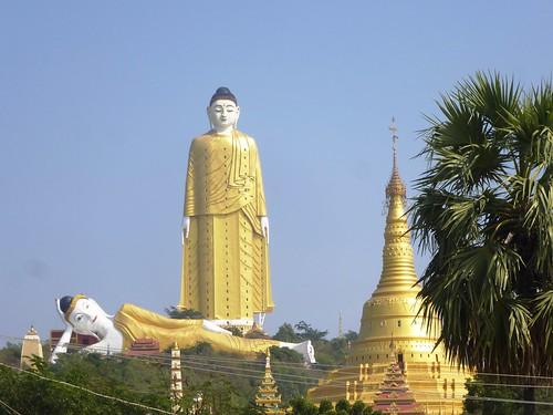 M16-Monywa-Laykyun Setkyar Buddha (2)