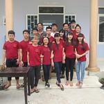 Cộng Đoàn Long Thuận Phát Quà Tết Cho Gia Đình Nghèo