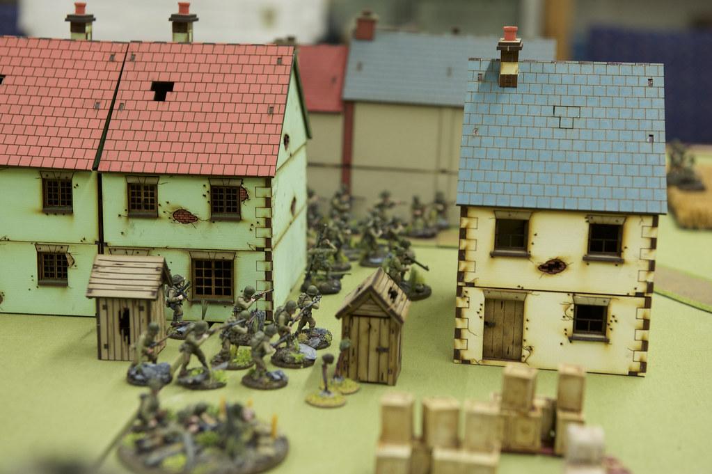 US advance