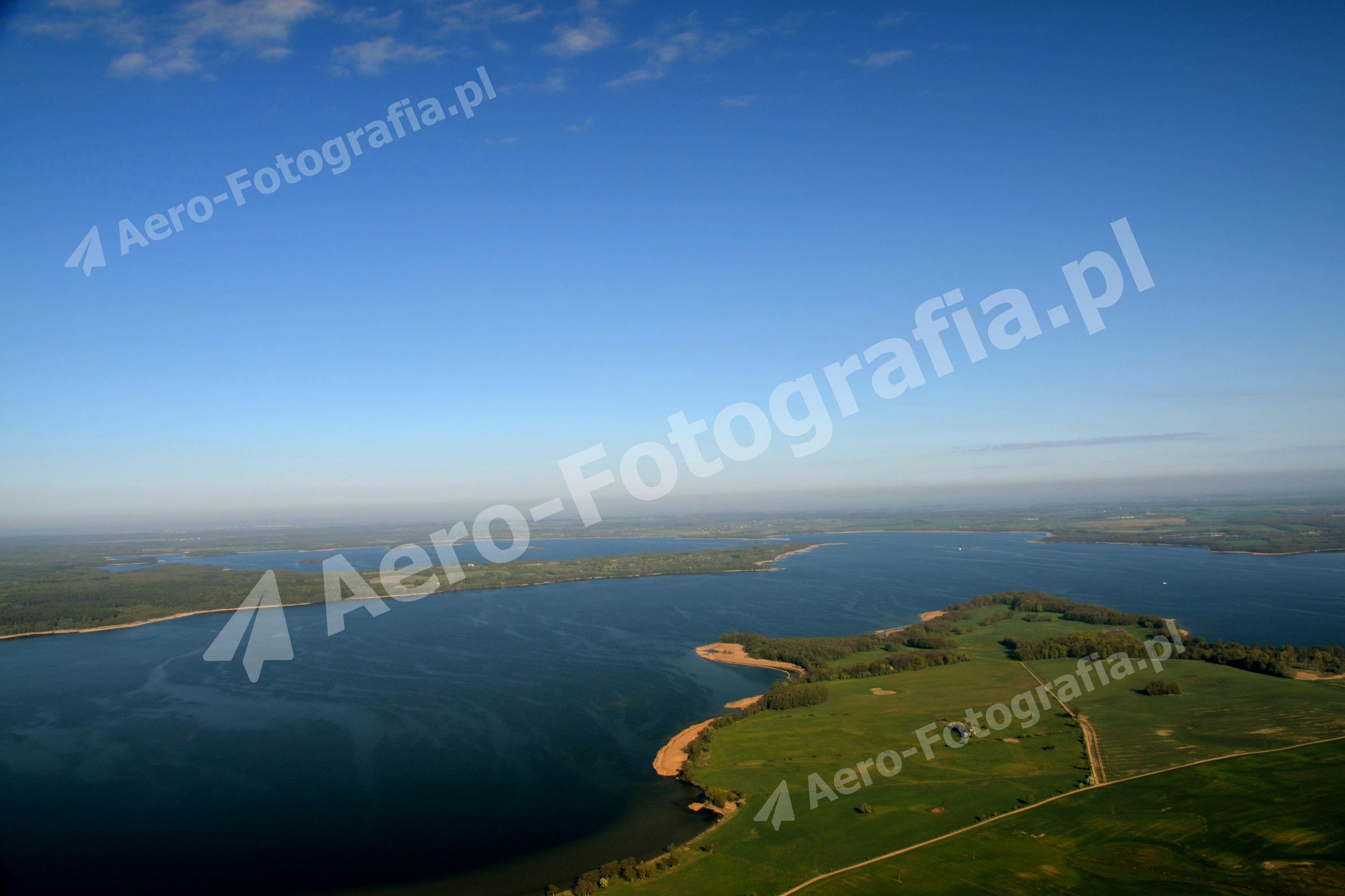 Jezioro Kisajno i Królewski Róg w roli głównej.