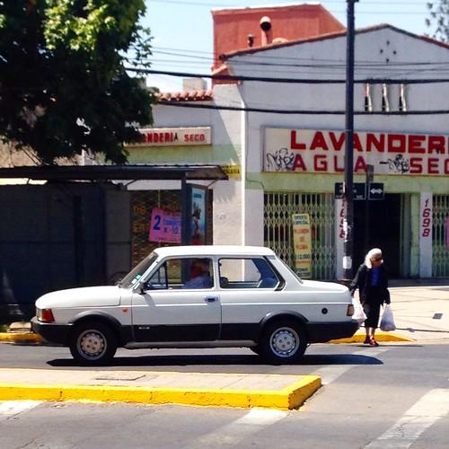 Fiat Oggi - Santiago, Chile
