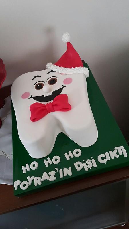 diş buğdayı pastası