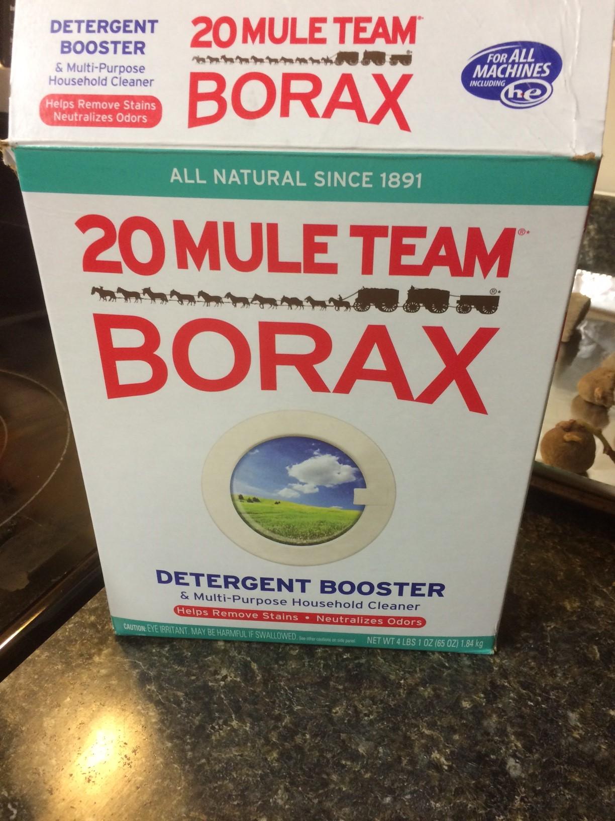 Get Borax