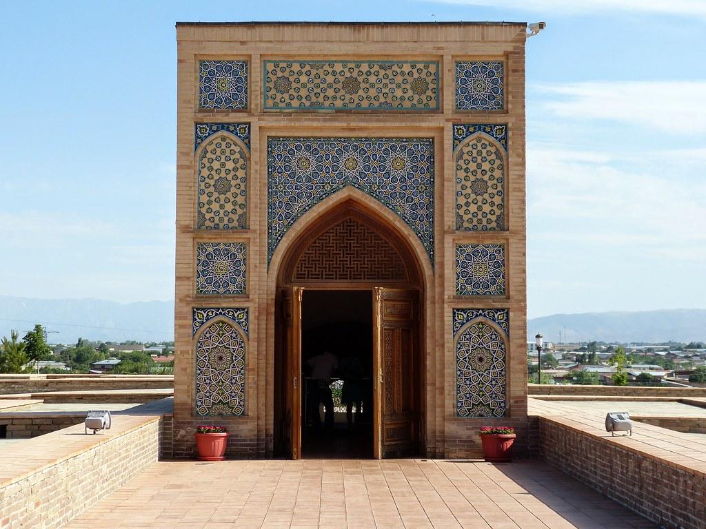2014 Usbekistan - Samarkand