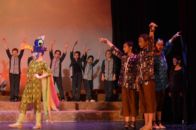 zazu & dance tribe