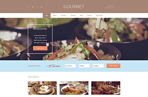 Ait-Themes Gourmet v1.61 – Theme for Restaurants & Bars
