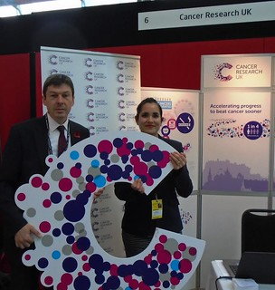 Ken Supporting the work of Cancer Research UK