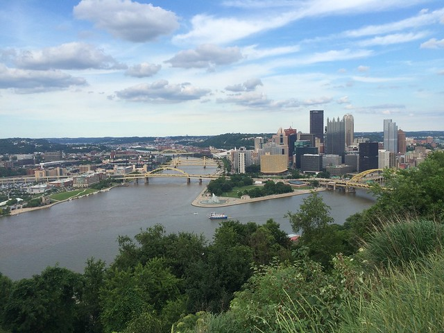 Pittsburgh: Pause for Recovery. June 21 - 24, 2015.