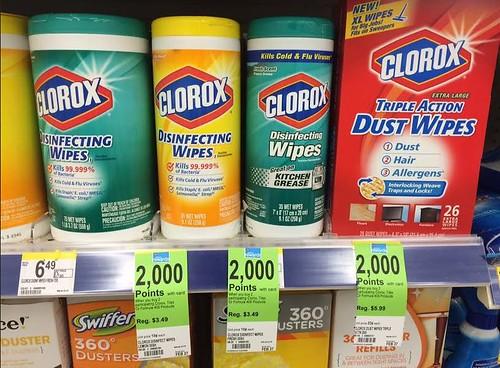 Clorox Wipes at Walgreens