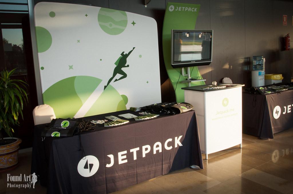 JetPack - 2015 WordCamp Europe Sponsor