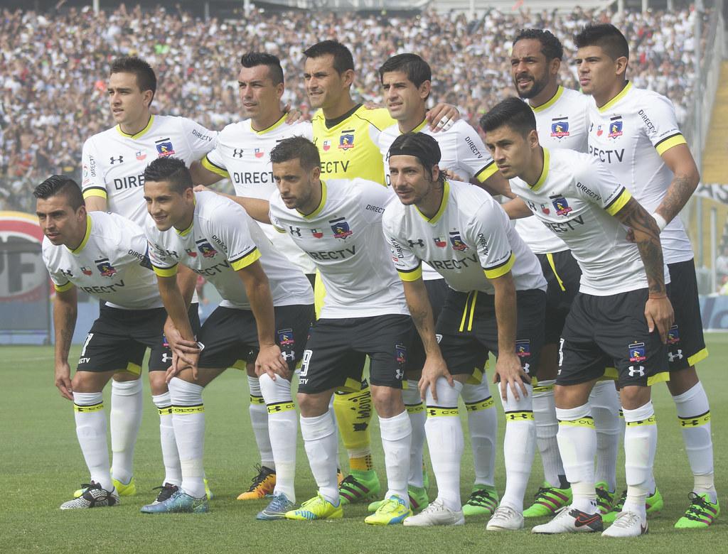 Colo-Colo 3-0 Universidad Católica