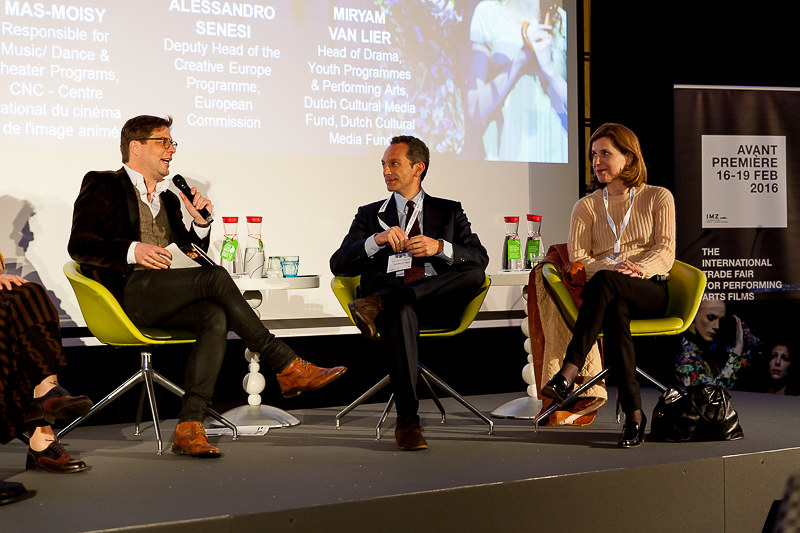 Avant Première Panel 2016