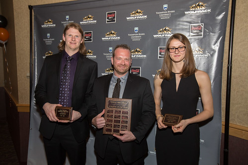 Wolfram And Pakhomenko Named WolfPack Top Athletes