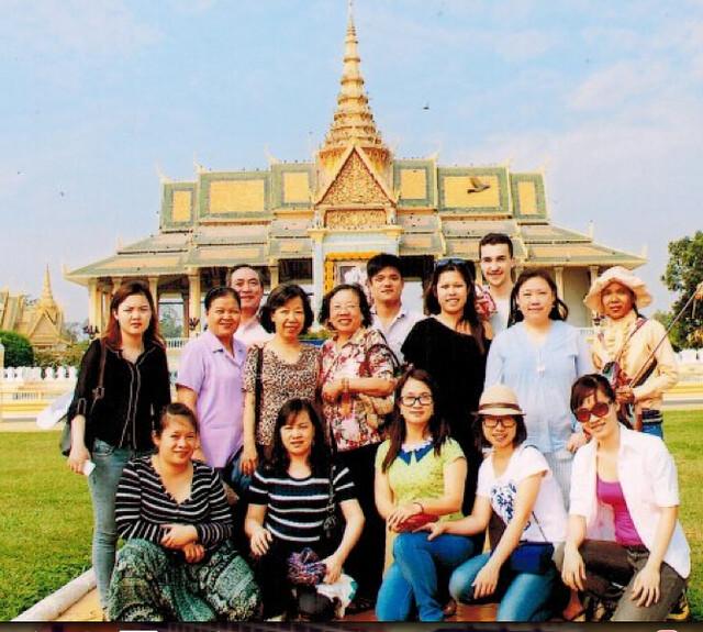 Cambodia Tour 28/3/2014