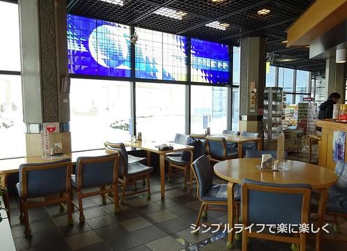 紋別、道の駅レストラン