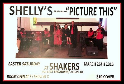 Shakers 3-26-16