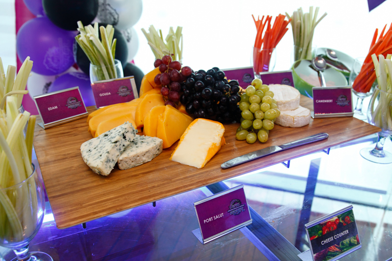 Pullman Putrajaya Epic Brunch  Cheese
