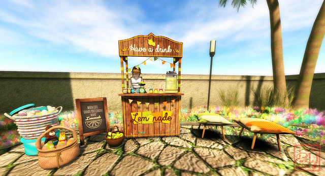 Free Lemonade to Everyone! :D