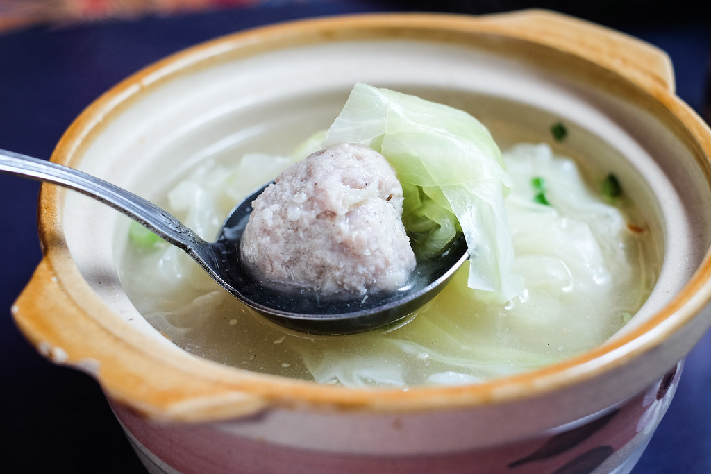 Dulukala娘惹餐厅Bakwan Kepiting