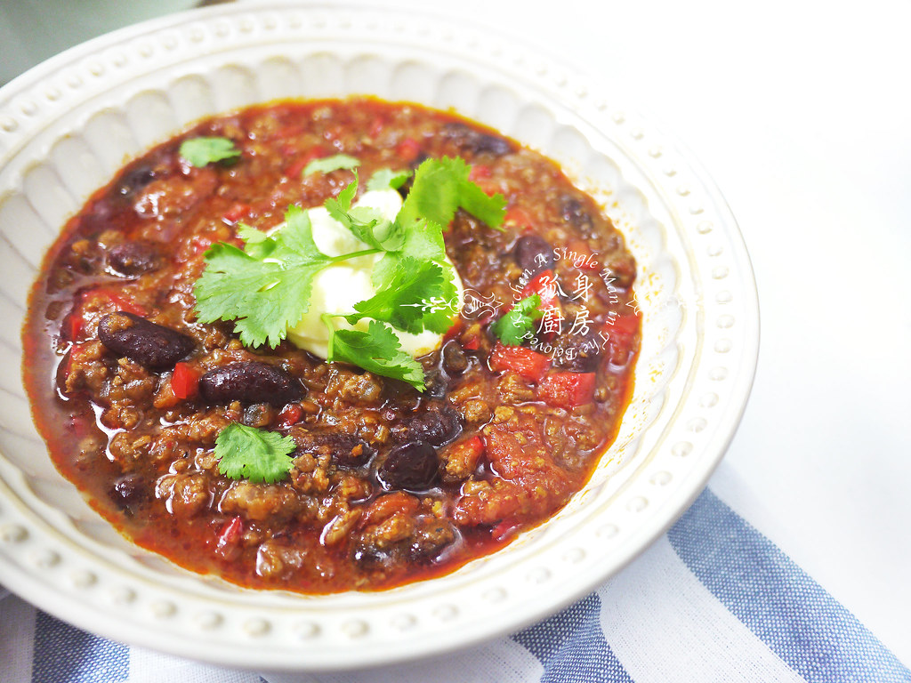 孤身廚房-墨西哥辣醬佐香米45