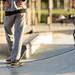 Skater wait