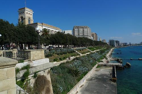 Taranto, Apulia, Sicily