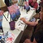 Create an Acrylic Masterpiece with Decoy Art Studio