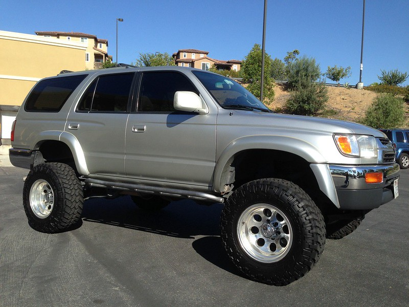 Nitto 285 70r16 Pictures Please Toyota 4runner Forum