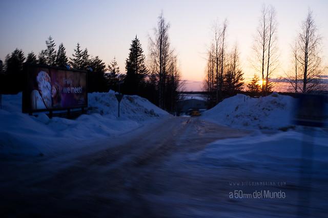 Largo camino para conocer al hombre de las nieves