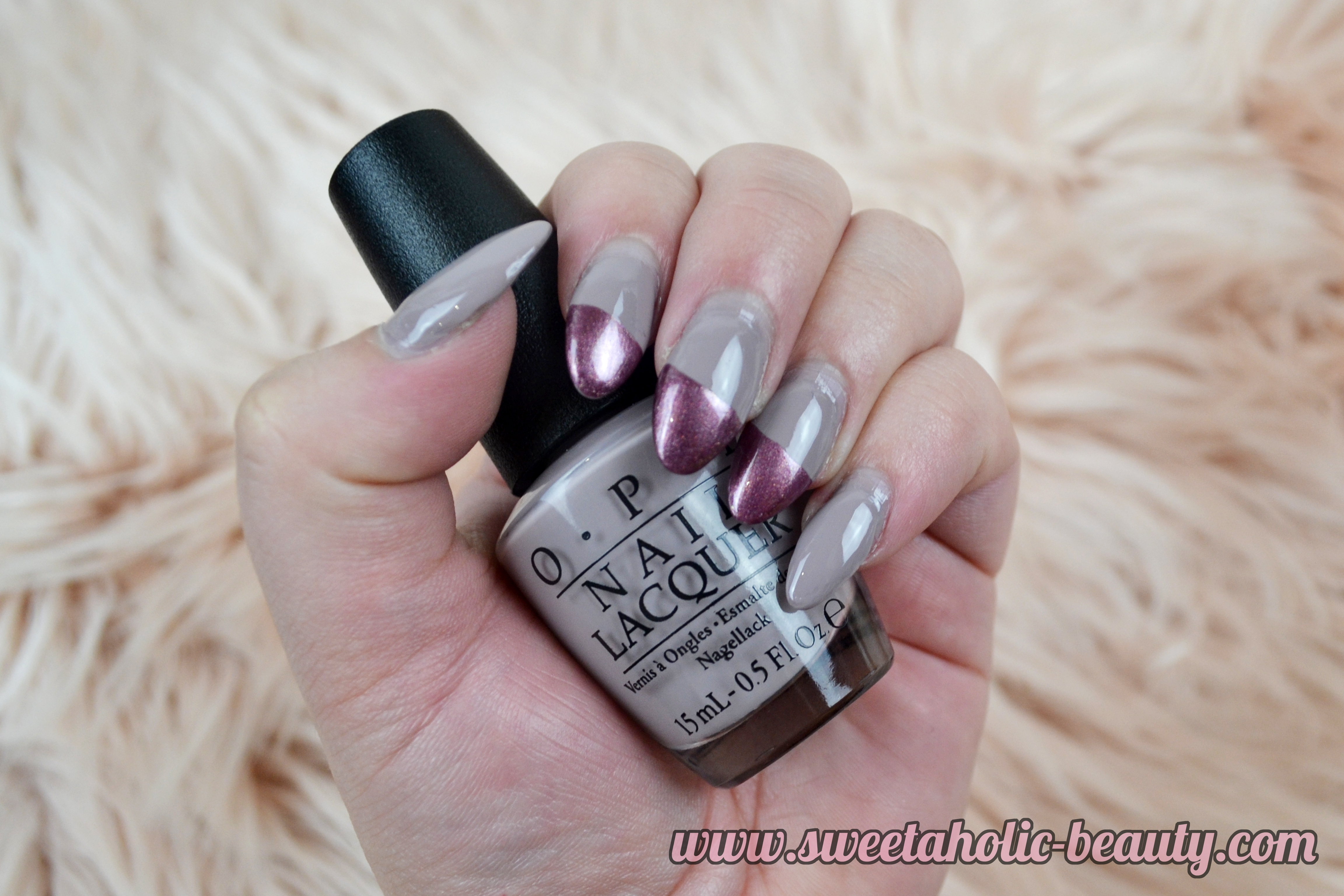 NOTD: Autumn Nails - Sweetaholic Beauty