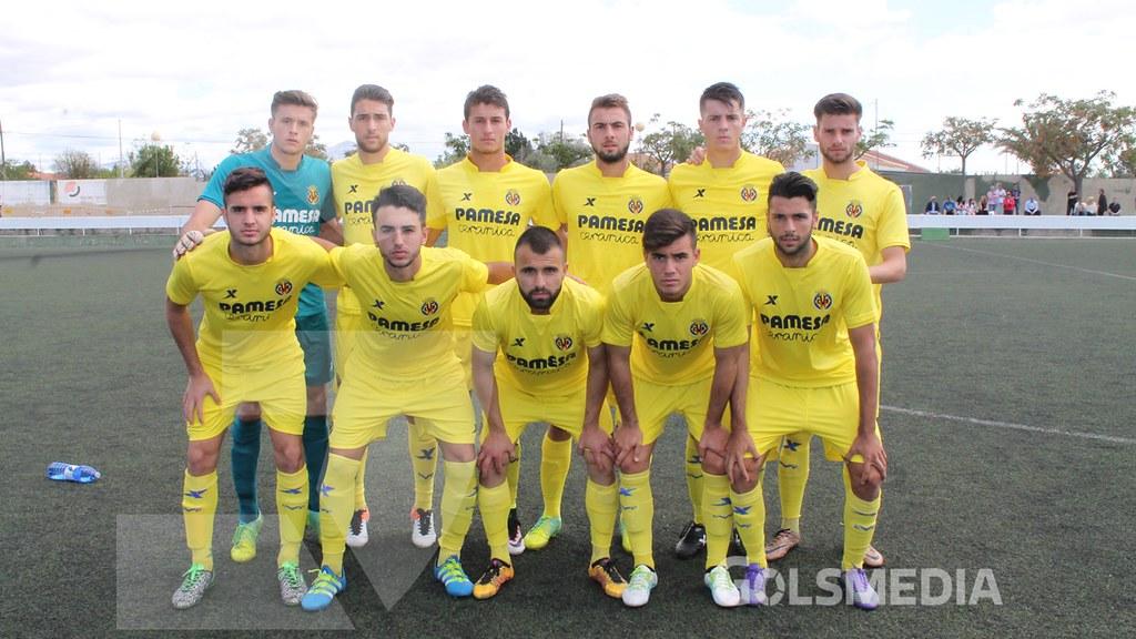 Jove Español-Villarreal C (2-2) Fotos: J. A. Soler