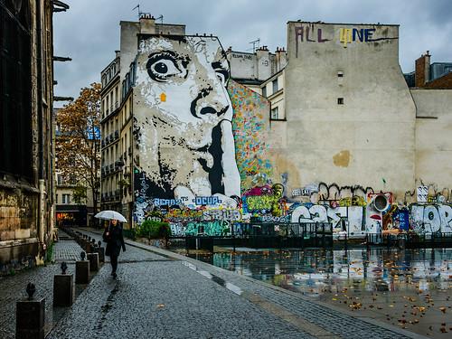 Chuuuttt!, Paris, 2015
