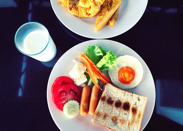 Breakfast at Koh Hai Fantasy Resort & Spa