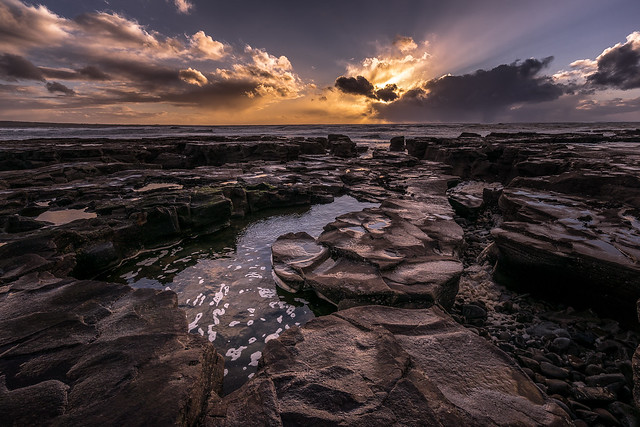 Liscannor, co. Clare - Ireland - Seascape photography