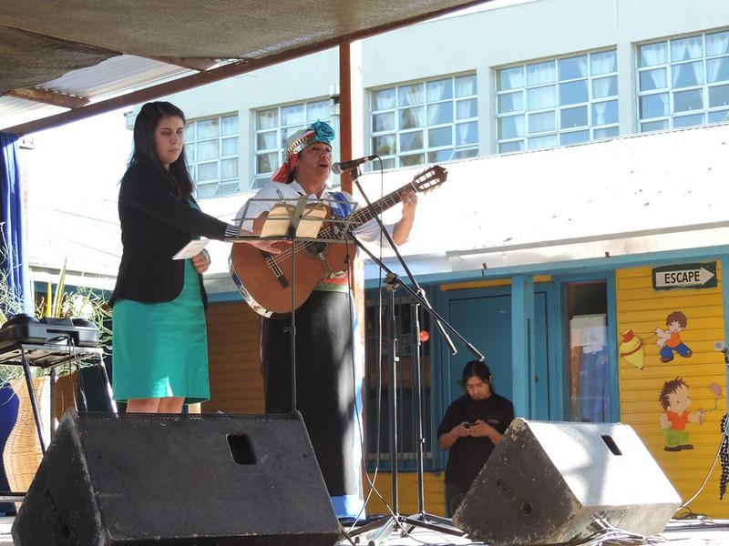 Segundo Cantar Cristiano Comuna de Trehuaco