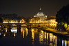 View to Vatican City - Rome, Italy