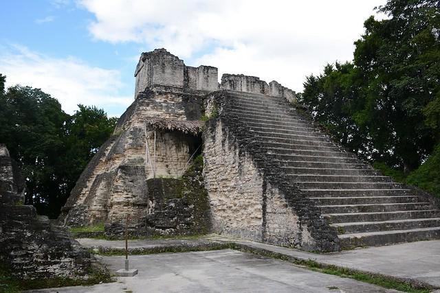 Tikal: North Acropolis (Temple 22)