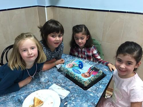 Paula's 6th Birthday Party