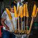 2015 - MEXICO - Amatenango del Valle - Corn Sticks por Ted's photos - Returns late Feb
