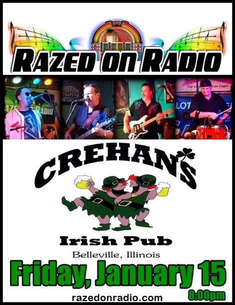 Razed On Radio 1-15-16