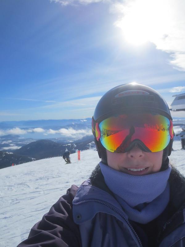 Back on the slopes