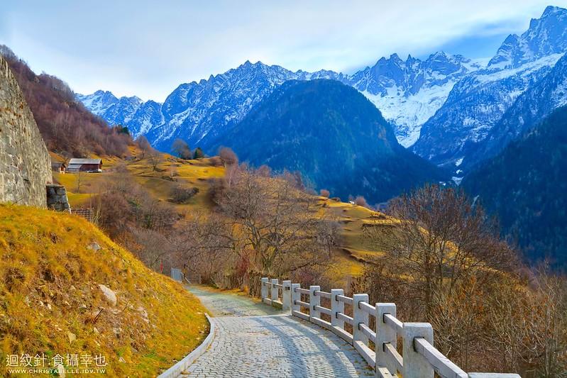 Soglio, Switzerland