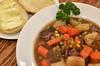 Mmm... veggie beef soup